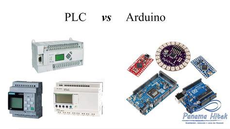 plc vs arduino comparaci 243 n entre plataformas