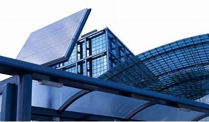 Solar Building Power Buildings Windows Integrated Photovoltaics