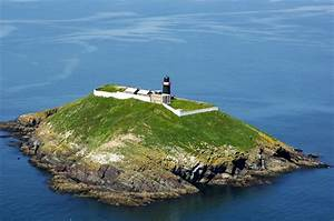 Ballycotton Light Lighthouse In Youghal Ireland