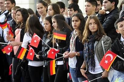 Turkish Germany Turks Turkey Population Why They