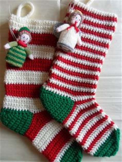 crochet christmas stocking httplometscom
