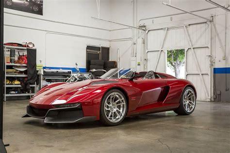 aston martin supercar the rezvani beast on jay leno 39 s garage