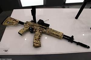 Russian military's AK-12 assault rifle passed field tests ...