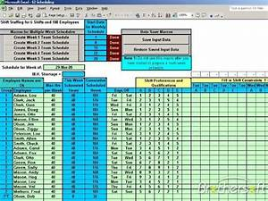 download free schedule multiple daily shifts schedule With daily shift schedule template