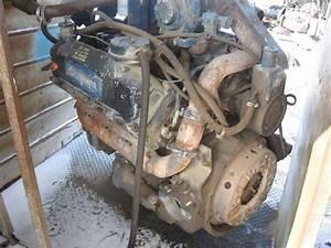 Cummins V555 Engine For A 1973 Ford L8000 For Sale