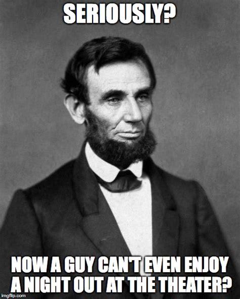 Abraham Lincoln Meme - pence imgflip