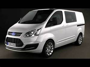 Ford Transit Custom 5 Places : ford transit custom review youtube ~ Melissatoandfro.com Idées de Décoration