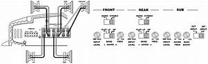 Electro Help  Infinity 5760a Wiring Diagram  U2013 Circuit