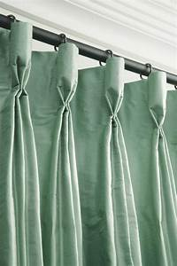 goblet pleat curtain villa vici contemporary furniture With goblet curtains