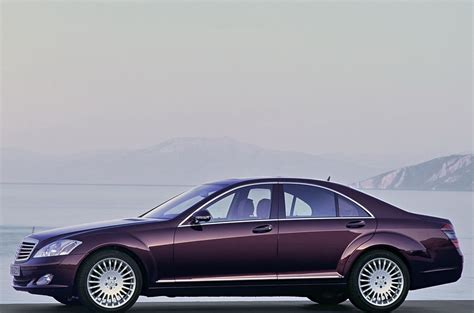 2007 Mercedes S550 Review