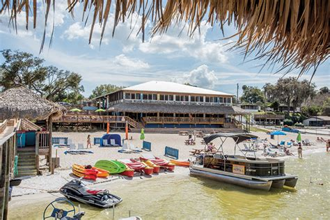 Check out these top 4 ocala restaurants and downtown ocala drinking spots. Experience Eaton's Beach - Ocala Style Magazine