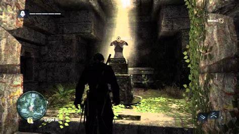 assassins creed black flag unlocking  mayan outfit