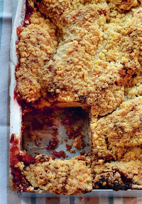 Best Rhubarb Recipes by Best Rhubarb Dessert Recipes Crumbles Cakes Bakes