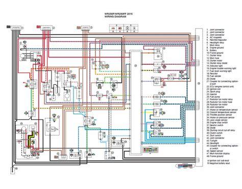 89 Yamaha Moto 4 Wiring Diagram by Yamaha 250 Outboard Wiring Diagram Downloaddescargar
