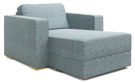 Large Chaise Armchair