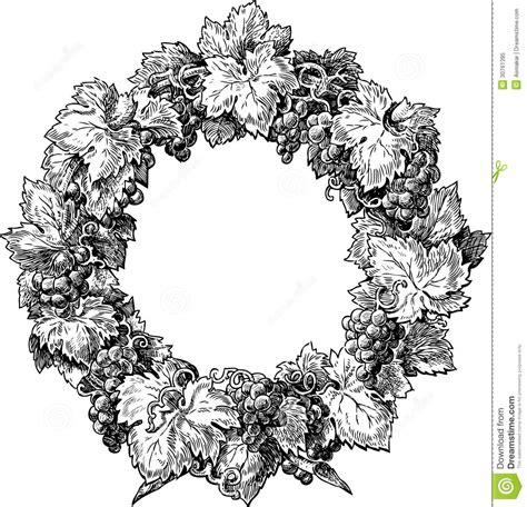vine wreath clipart images   cliparts