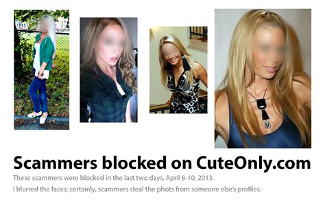 Pictures Scammers Use On Dating Sites
