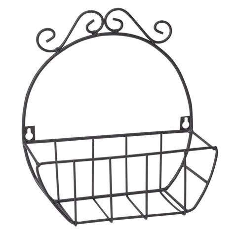 wire paper plate holder paper plate storage miles kimball
