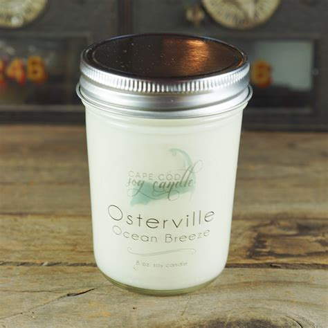 Cape Cod Soy Candle Osterville Ocean Breeze  1856 Country