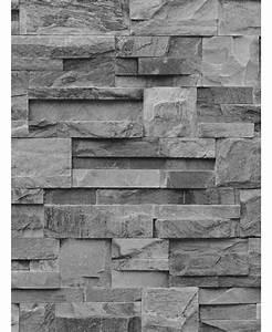 Muriva Slate Stone Wallpaper