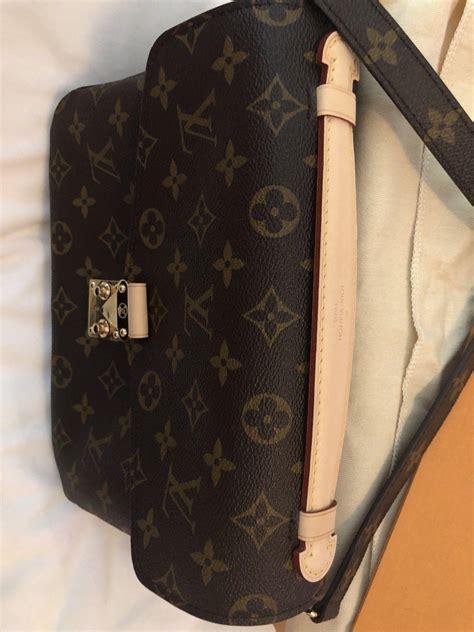 louis vuitton monogram pochette metis handbag crossbody shoulder bag