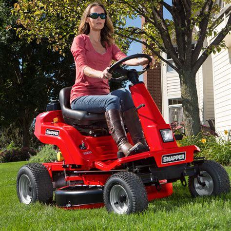 new 2018 snapper rear engine lawn mowers re110 lawn mowers in gonzales la stock number