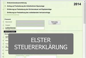 Steuererklärung Berechnen 2015 : elster steuererkl rung meistern so wird s gemacht ~ Themetempest.com Abrechnung