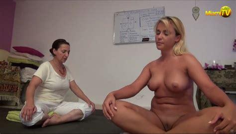Naked Jenny Scordamaglia In Miami Tv
