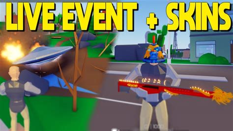 area  alien  event  skin unboxings roblox