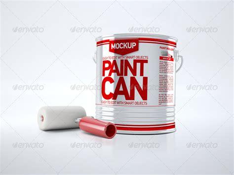 paint  mock   ldesign graphicriver