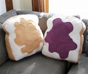 funky food shaped pillows to cheer up the decor With cool shaped pillows