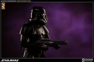 Star Wars Blackhole Stormtrooper Premium Format Figure by ...