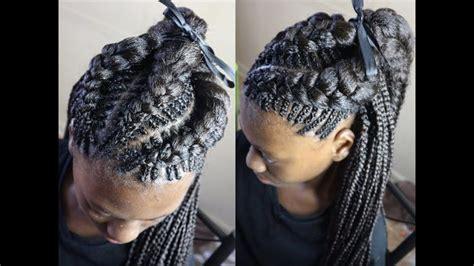 Best 25+ Black Women Braids Ideas On Pinterest