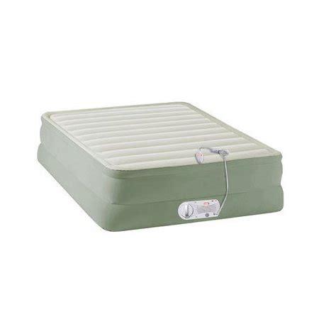 size air mattress at walmart coleman size high air bed walmart