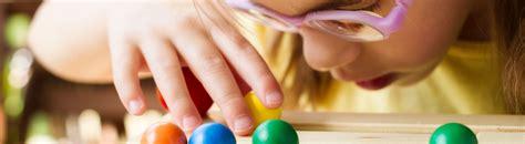 visual impairment  master  arts degree program