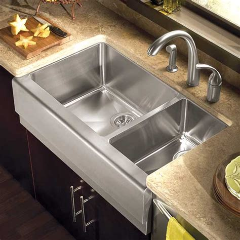 apron front kitchen sinks kitchen sink buying guide 8709