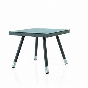 Table De Jardin Aluminium 12 Personnes : table de jardin carree aluminium 58935 jardin id es ~ Edinachiropracticcenter.com Idées de Décoration