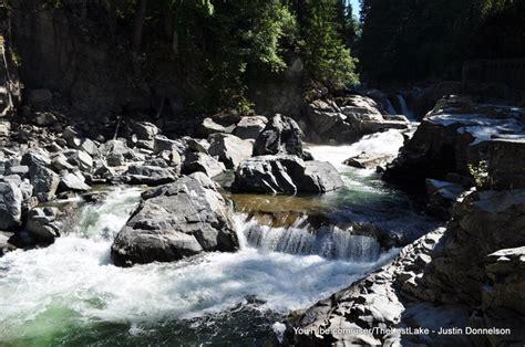 granite falls fish ladder washington state justin