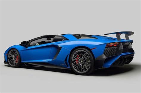 lamborghini aventador  roadster price review specs   luxury cars