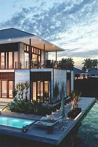 Modern, House, Architecture, Styles, 2021, In, 2020