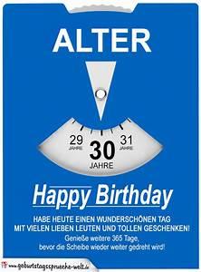 30 Dinge Zum 30 Geburtstag : geburtstagskarte als parkscheibe zum 30 geburtstag geburtstagsspr che welt ~ Bigdaddyawards.com Haus und Dekorationen