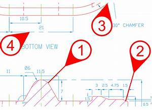 Engineering Drawing Symbols And Their Meanings Pdf