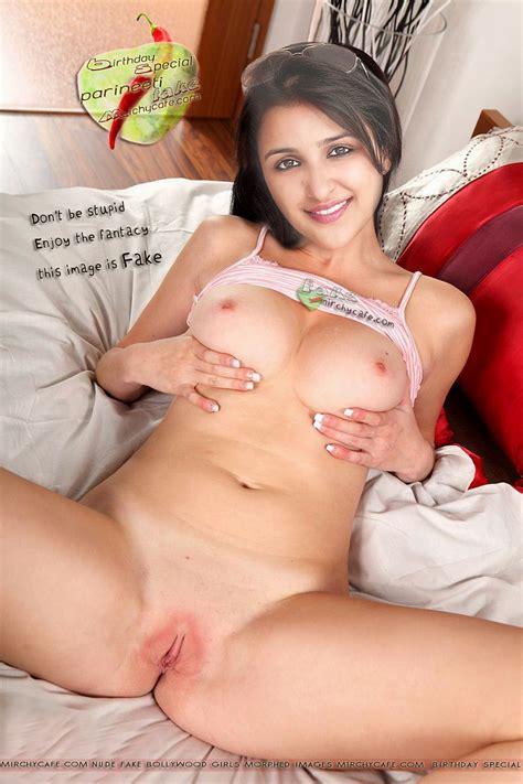 Parineeti Chopra Nude