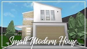 Bloxburg Houses 2 Story Modern Family