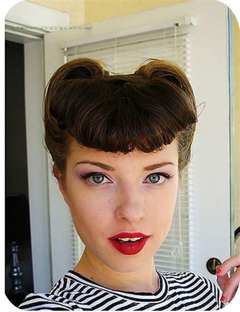 diy vintage hairstyle tutorials  short medium long