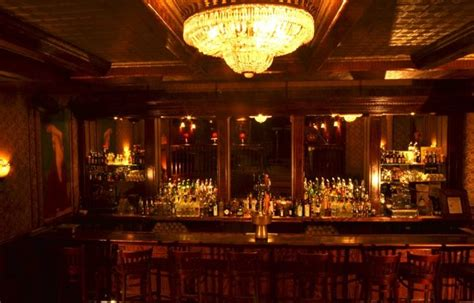 Back Room by Prohibition In New York City