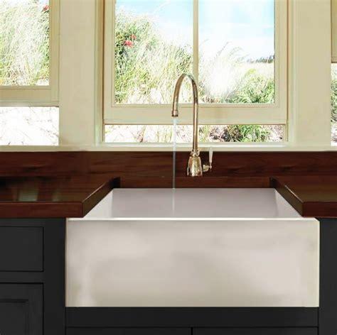 counter depth farmhouse sink nantucket sinks hyannis24 24 inch farmhouse apron sink
