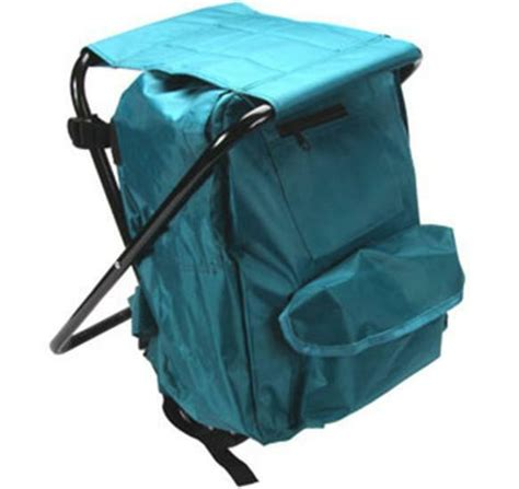 Stool Backpack - fishing stool with backpack rucksack seat chair folding