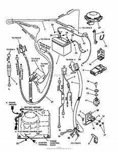 Snapper 331523kve  7084879  33 U0026quot  15 Hp Rear Engine Rider Series 23 Parts Diagram For Electrical