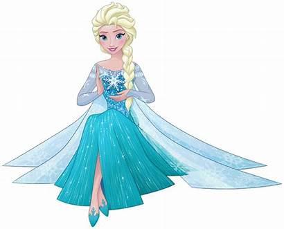Elsa Disney Princess Queen Clipart Anna Transparent
